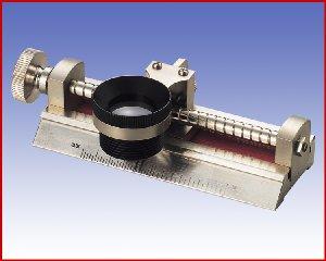 Lupa tkacka x10 Linentester z podziałką, model: TEL7680