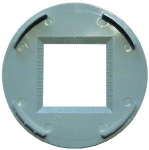 Lupa stojąca ze skalą TEL350 powiększenie x5, podświetlenie Led