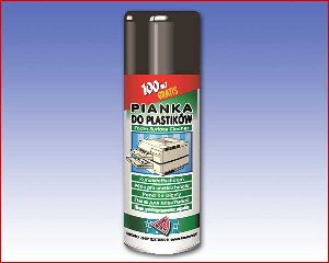 Pianka do plastików - spray (008)
