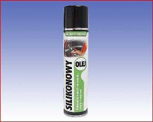 Olej Silikonowy - spray
